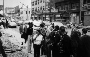 1967 Detroit Riot (Bentley Image Bank, Bentley Historical Library)