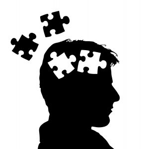 Head with puzzles (Photo by Thinkstock)