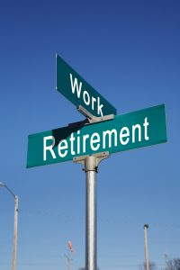 Work vs. Retirement (Image by Thinkstock)