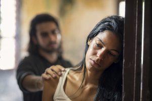 Domestic violence. Photo by Thinkstock.