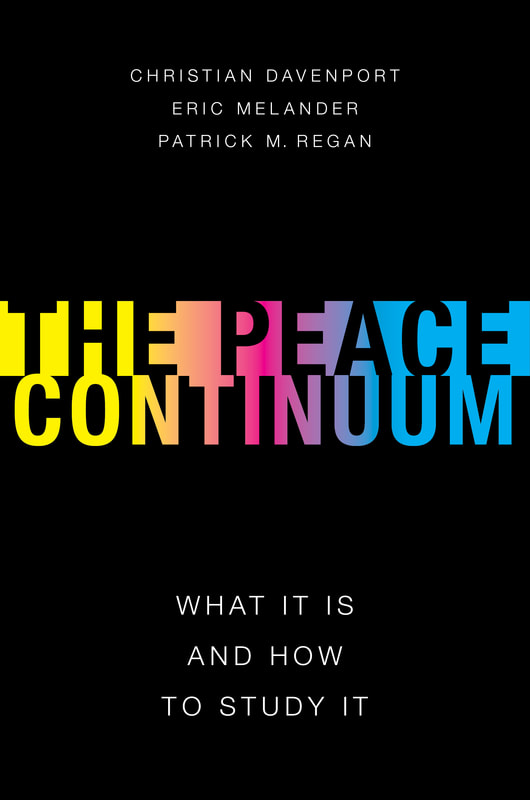 Book Cover of The Peace Continuum