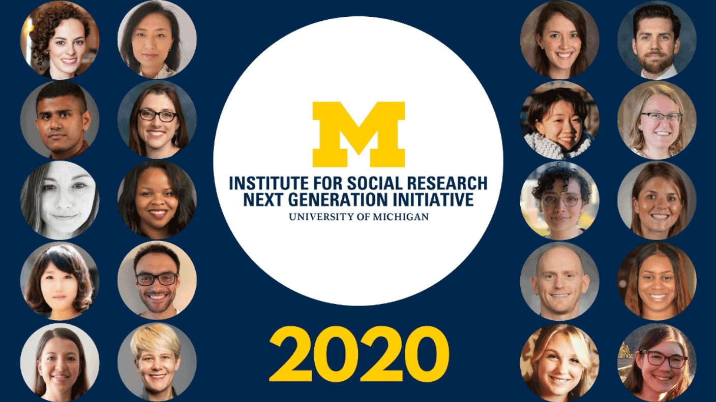Institute for Social Research Next Generation Initiative