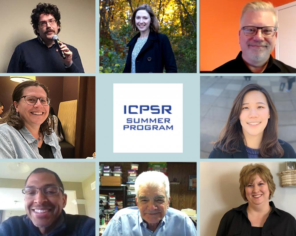ICPSR Summer Program Staff 2020