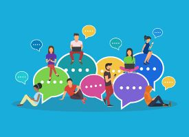 A Social Science Collaboration for Research on Communication and Learning based upon Big Data