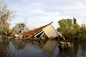 Disparities in Recovery from Hurricane Katrina