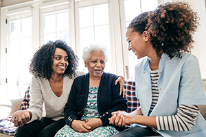 Daily Experiences among Black and White Dementia Caregivers: Implications for Well-being and Cardiovascular Health