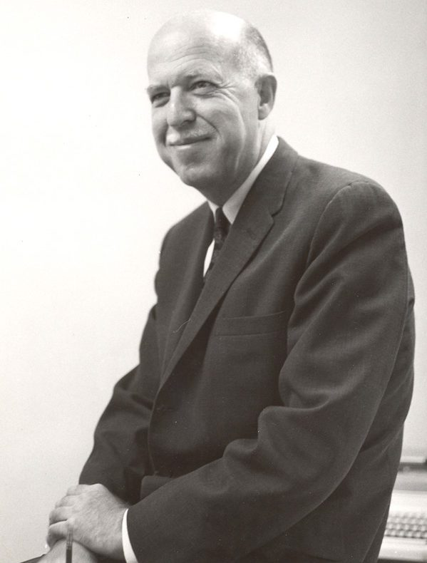 Angus Campbell, 2nd ISR Director